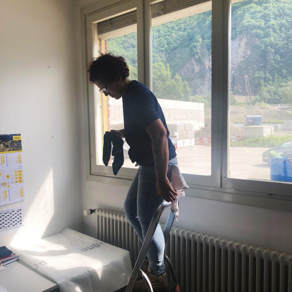 Corso formazione vetri